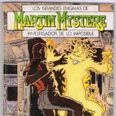 Cómics: LOS GRANDES ENIGMAS DE MARTIN MYSTERE ¨LA ESTIRPE MALDITA¨ Nº 4. Lote 132652950