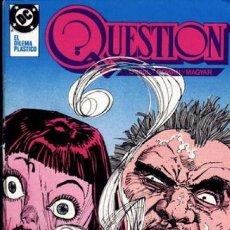 Cómics: QUESTION Nº 19 - ZINCO - MUY BUEN ESTADO. Lote 132773654