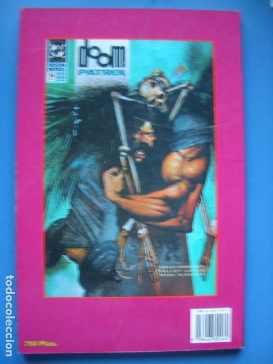 Cómics: DOOM PATROL: LOS HOMBRES DE NADIE #1-2 (ZINCO, 1995) - Foto 4 - 129427427