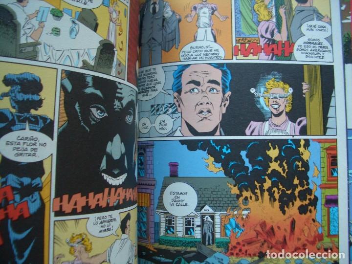 Cómics: DOOM PATROL: LOS HOMBRES DE NADIE #1-2 (ZINCO, 1995) - Foto 6 - 129427427
