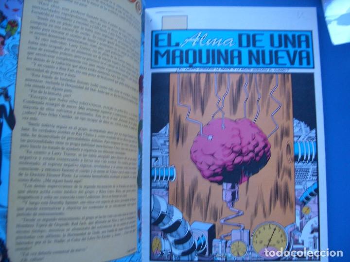 Cómics: DOOM PATROL: LOS HOMBRES DE NADIE #1-2 (ZINCO, 1995) - Foto 7 - 129427427