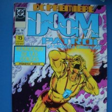 Cómics: DC PREMIERE #14-16 DOOM PATROL (ZINCO, 1991). Lote 132877394