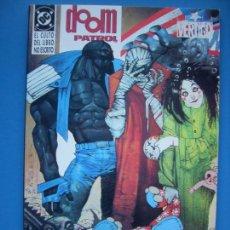 Cómics: DOOM PATROL: EL CULTO DEL LIBRO NO ESCRITO #1-2 (ZINCO, 1993). Lote 132881442