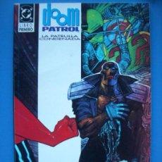 Cómics: DOOM PATROL #1-2 (ZINCO, 1993). Lote 132881286