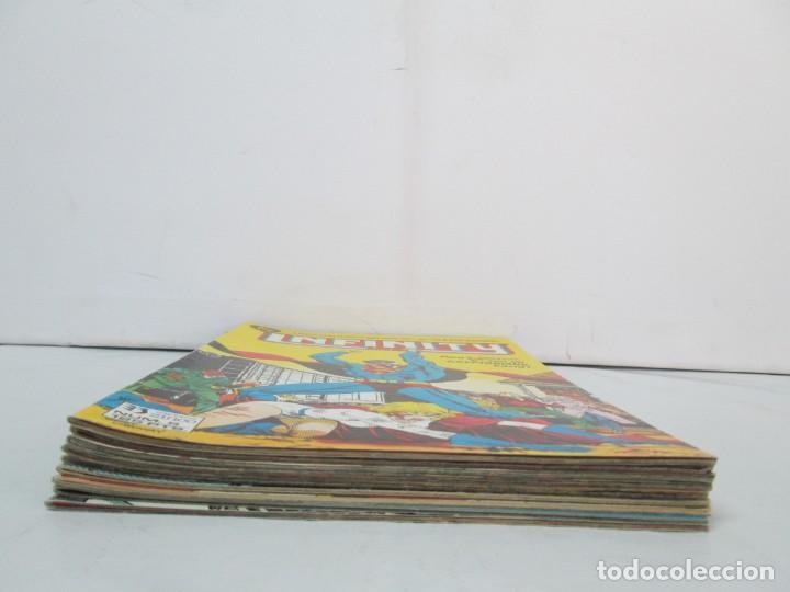 Cómics: INFINITY INC. EDICIONES ZINCO. Nº DEL 1 AL 9. 1986. COMICS - Foto 3 - 132899870