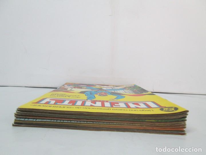 Cómics: INFINITY INC. EDICIONES ZINCO. Nº DEL 1 AL 9. 1986. COMICS - Foto 5 - 132899870