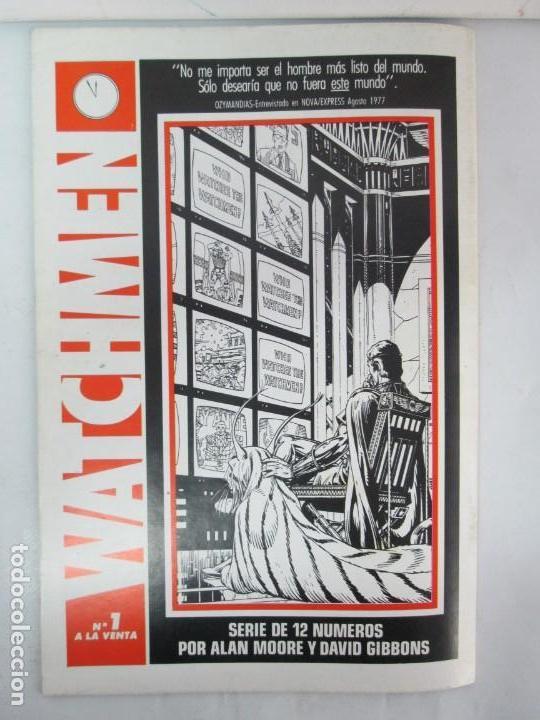 Cómics: INFINITY INC. EDICIONES ZINCO. Nº DEL 1 AL 9. 1986. COMICS - Foto 12 - 132899870