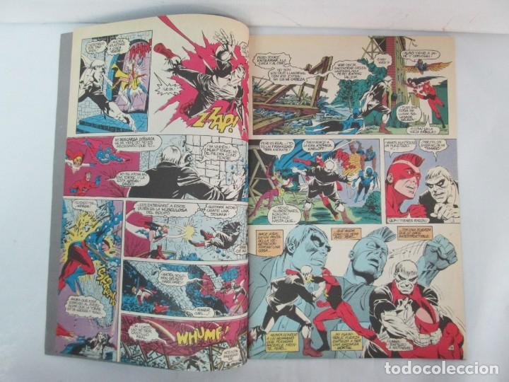 Cómics: INFINITY INC. EDICIONES ZINCO. Nº DEL 1 AL 9. 1986. COMICS - Foto 15 - 132899870