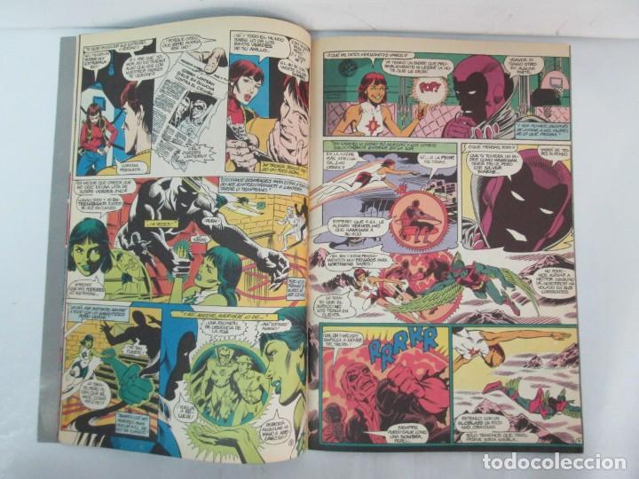 Cómics: INFINITY INC. EDICIONES ZINCO. Nº DEL 1 AL 9. 1986. COMICS - Foto 17 - 132899870