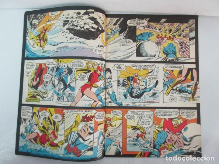Cómics: INFINITY INC. EDICIONES ZINCO. Nº DEL 1 AL 9. 1986. COMICS - Foto 22 - 132899870