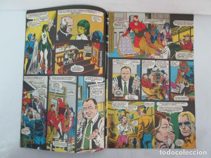 Cómics: INFINITY INC. EDICIONES ZINCO. Nº DEL 1 AL 9. 1986. COMICS - Foto 23 - 132899870