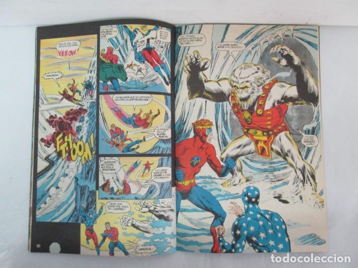 Cómics: INFINITY INC. EDICIONES ZINCO. Nº DEL 1 AL 9. 1986. COMICS - Foto 25 - 132899870