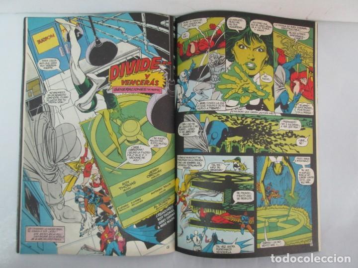 Cómics: INFINITY INC. EDICIONES ZINCO. Nº DEL 1 AL 9. 1986. COMICS - Foto 26 - 132899870