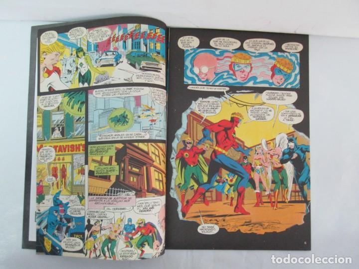 Cómics: INFINITY INC. EDICIONES ZINCO. Nº DEL 1 AL 9. 1986. COMICS - Foto 31 - 132899870