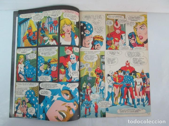 Cómics: INFINITY INC. EDICIONES ZINCO. Nº DEL 1 AL 9. 1986. COMICS - Foto 32 - 132899870
