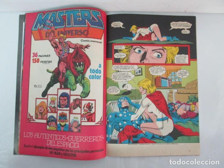 Cómics: INFINITY INC. EDICIONES ZINCO. Nº DEL 1 AL 9. 1986. COMICS - Foto 33 - 132899870