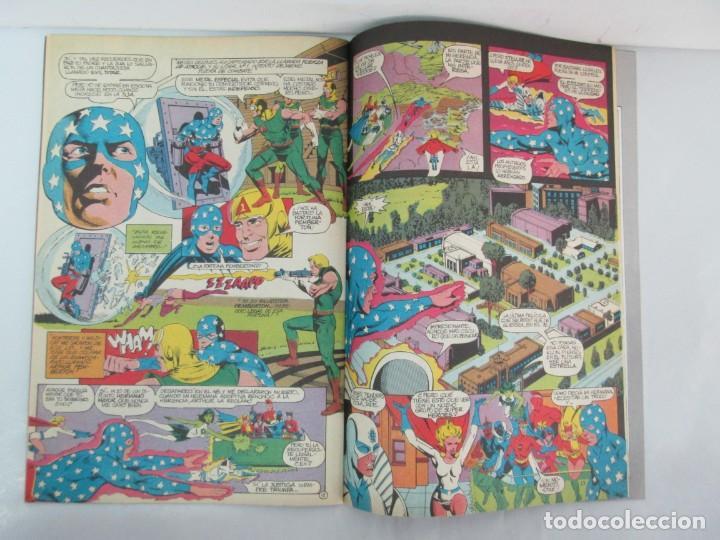 Cómics: INFINITY INC. EDICIONES ZINCO. Nº DEL 1 AL 9. 1986. COMICS - Foto 35 - 132899870