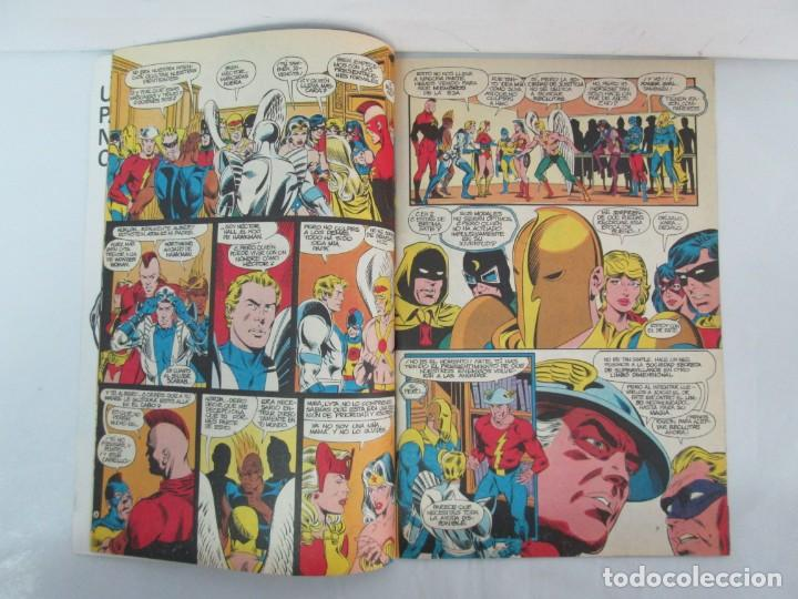 Cómics: INFINITY INC. EDICIONES ZINCO. Nº DEL 1 AL 9. 1986. COMICS - Foto 40 - 132899870