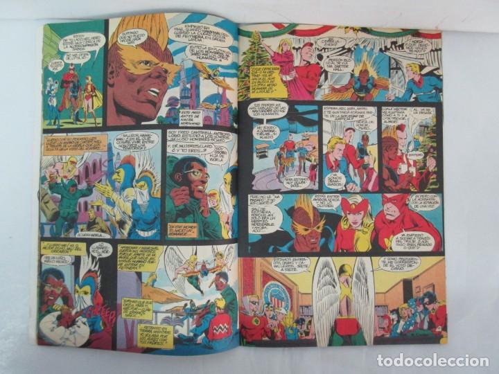 Cómics: INFINITY INC. EDICIONES ZINCO. Nº DEL 1 AL 9. 1986. COMICS - Foto 41 - 132899870