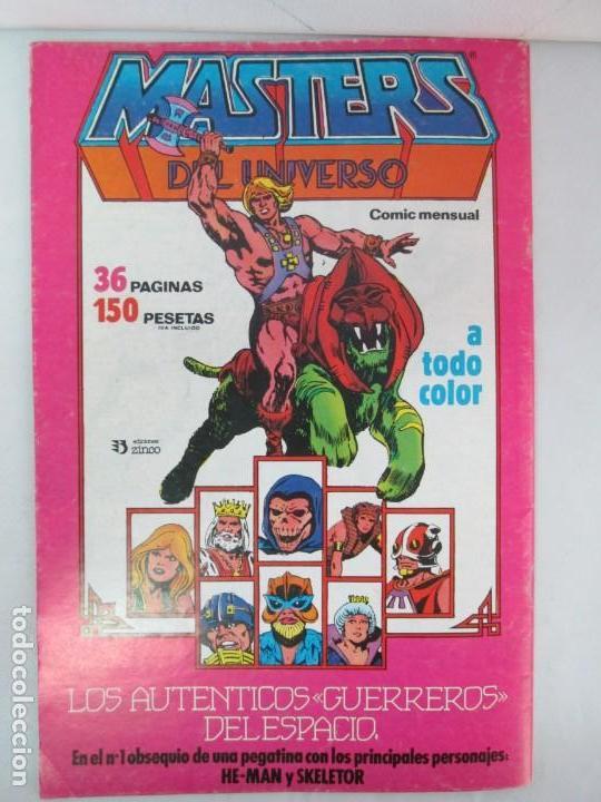 Cómics: INFINITY INC. EDICIONES ZINCO. Nº DEL 1 AL 9. 1986. COMICS - Foto 43 - 132899870