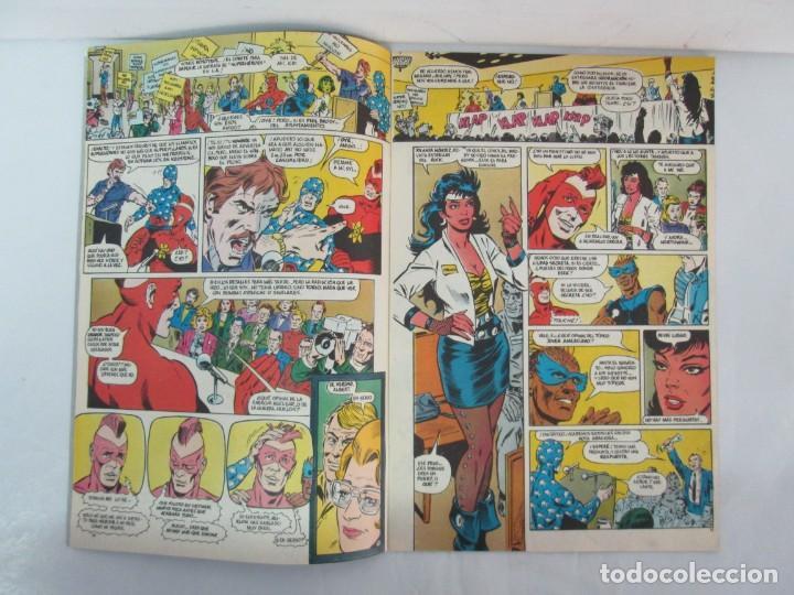 Cómics: INFINITY INC. EDICIONES ZINCO. Nº DEL 1 AL 9. 1986. COMICS - Foto 46 - 132899870