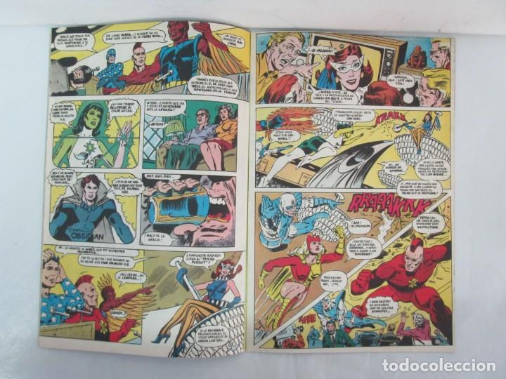 Cómics: INFINITY INC. EDICIONES ZINCO. Nº DEL 1 AL 9. 1986. COMICS - Foto 47 - 132899870