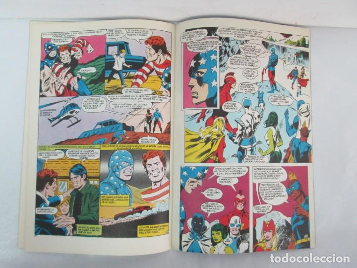 Cómics: INFINITY INC. EDICIONES ZINCO. Nº DEL 1 AL 9. 1986. COMICS - Foto 56 - 132899870