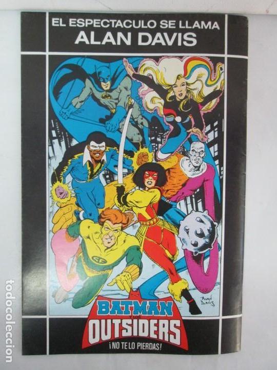 Cómics: INFINITY INC. EDICIONES ZINCO. Nº DEL 1 AL 9. 1986. COMICS - Foto 58 - 132899870
