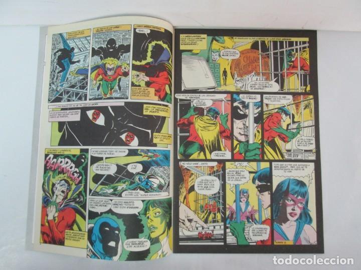 Cómics: INFINITY INC. EDICIONES ZINCO. Nº DEL 1 AL 9. 1986. COMICS - Foto 61 - 132899870