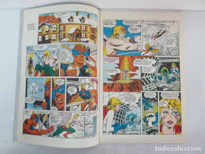 Cómics: INFINITY INC. EDICIONES ZINCO. Nº DEL 1 AL 9. 1986. COMICS - Foto 62 - 132899870