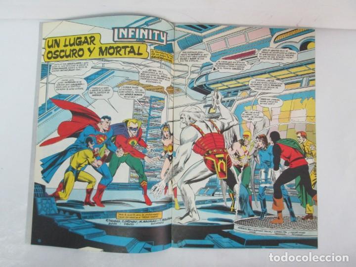 Cómics: INFINITY INC. EDICIONES ZINCO. Nº DEL 1 AL 9. 1986. COMICS - Foto 63 - 132899870