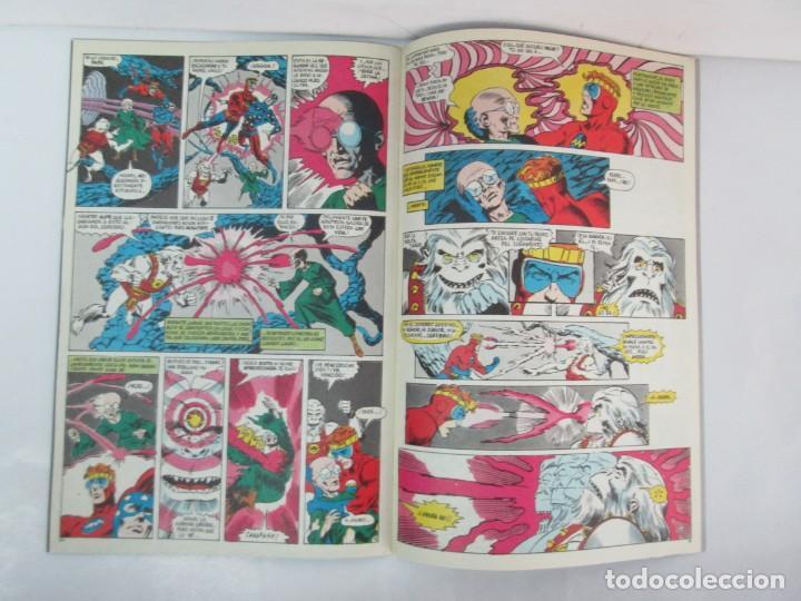Cómics: INFINITY INC. EDICIONES ZINCO. Nº DEL 1 AL 9. 1986. COMICS - Foto 65 - 132899870