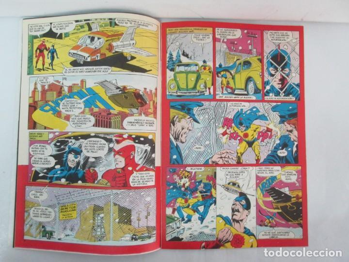 Cómics: INFINITY INC. EDICIONES ZINCO. Nº DEL 1 AL 9. 1986. COMICS - Foto 71 - 132899870
