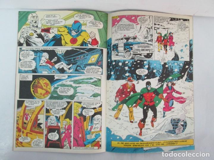 Cómics: INFINITY INC. EDICIONES ZINCO. Nº DEL 1 AL 9. 1986. COMICS - Foto 72 - 132899870