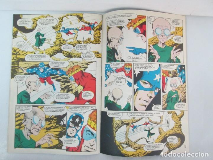 Cómics: INFINITY INC. EDICIONES ZINCO. Nº DEL 1 AL 9. 1986. COMICS - Foto 73 - 132899870
