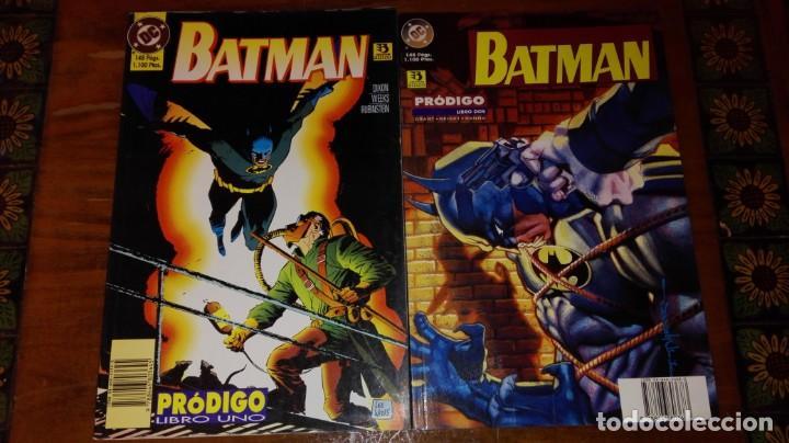BATMAN PRODIGO 2 TOMOS (COLECCIÓN COMPLETA). (Tebeos y Comics - Zinco - Batman)