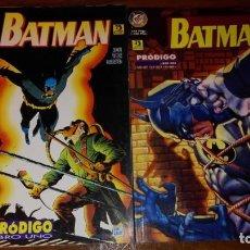 Cómics: BATMAN PRODIGO 2 TOMOS (COLECCIÓN COMPLETA).. Lote 132947930