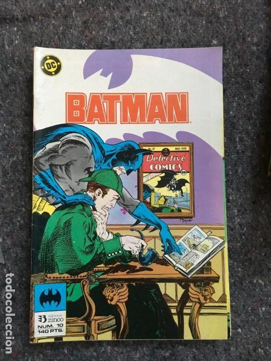 Cómics: Batman Lote Especial: vol. 2 completa + Especiales - Foto 3 - 133027418