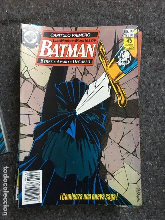 Cómics: Batman Lote Especial: vol. 2 completa + Especiales - Foto 5 - 133027418