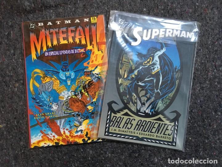 Cómics: Batman Lote Especial: vol. 2 completa + Especiales - Foto 8 - 133027418