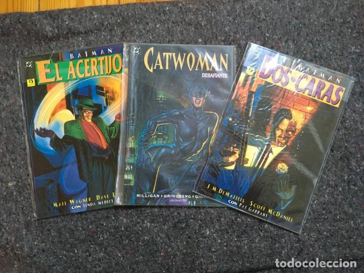 Cómics: Batman Lote Especial: vol. 2 completa + Especiales - Foto 9 - 133027418