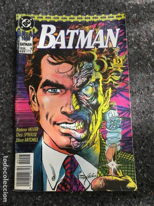 Cómics: Batman Lote Especial: vol. 2 completa + Especiales - Foto 10 - 133027418