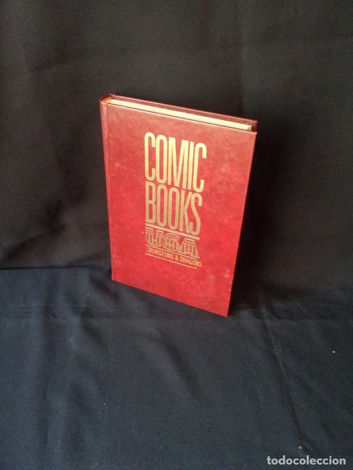 DRAGONES Y MAZMORRAS - 12 NUMEROS, EDICIONES ZINCO AMERICANA + 4 NUMEROS CORMAC MAC ART - NORMA EDIT (Tebeos y Comics - Zinco - Otros)