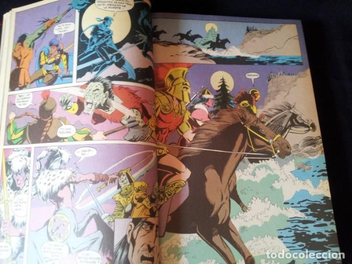 Cómics: DRAGONES Y MAZMORRAS - 12 NUMEROS, EDICIONES ZINCO AMERICANA + 4 NUMEROS CORMAC MAC ART - NORMA EDIT - Foto 6 - 133267786