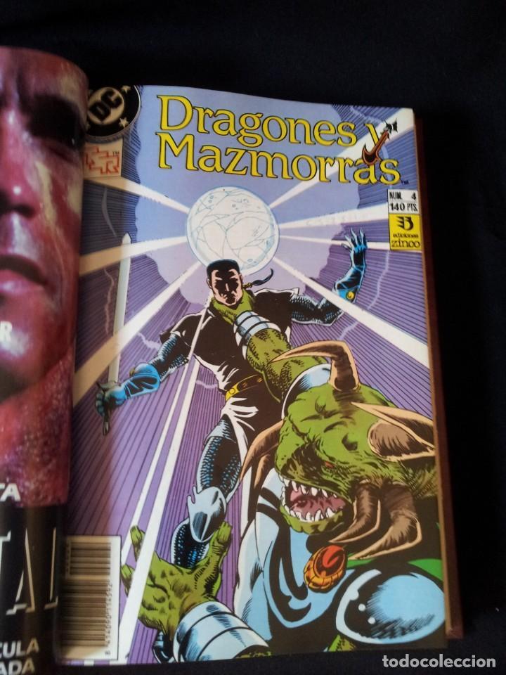 Cómics: DRAGONES Y MAZMORRAS - 12 NUMEROS, EDICIONES ZINCO AMERICANA + 4 NUMEROS CORMAC MAC ART - NORMA EDIT - Foto 9 - 133267786