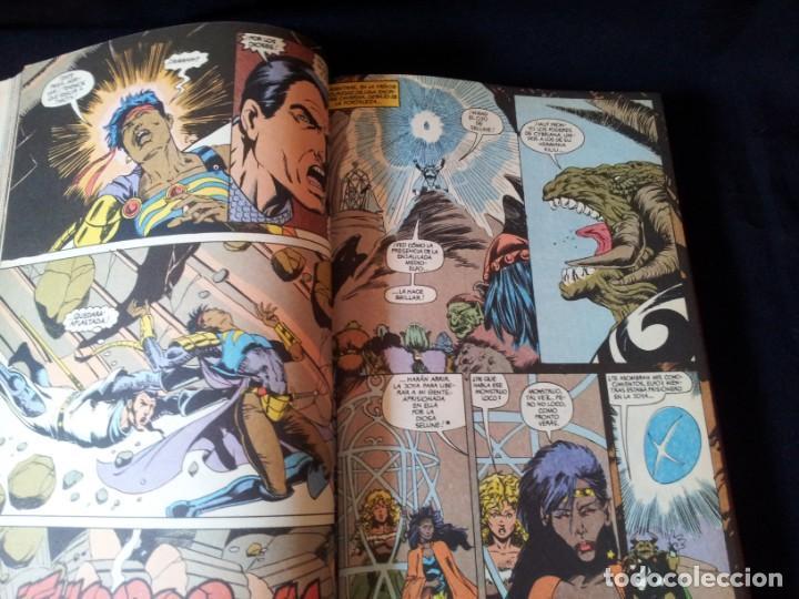 Cómics: DRAGONES Y MAZMORRAS - 12 NUMEROS, EDICIONES ZINCO AMERICANA + 4 NUMEROS CORMAC MAC ART - NORMA EDIT - Foto 10 - 133267786