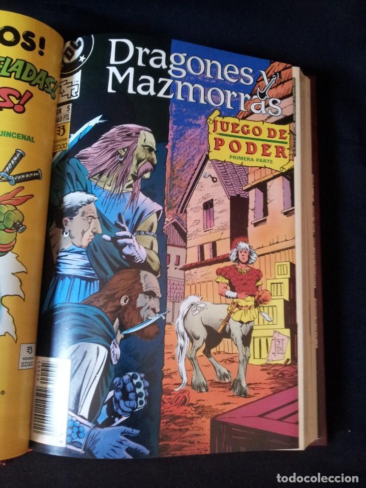 Cómics: DRAGONES Y MAZMORRAS - 12 NUMEROS, EDICIONES ZINCO AMERICANA + 4 NUMEROS CORMAC MAC ART - NORMA EDIT - Foto 11 - 133267786