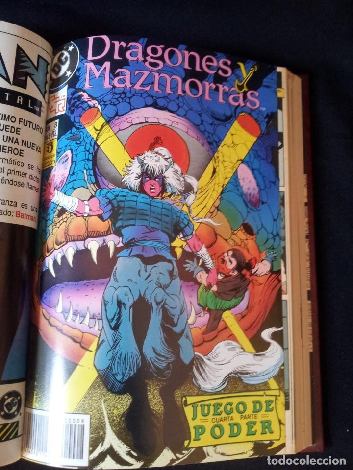 Cómics: DRAGONES Y MAZMORRAS - 12 NUMEROS, EDICIONES ZINCO AMERICANA + 4 NUMEROS CORMAC MAC ART - NORMA EDIT - Foto 17 - 133267786