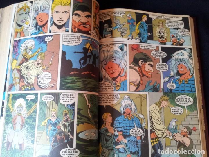 Cómics: DRAGONES Y MAZMORRAS - 12 NUMEROS, EDICIONES ZINCO AMERICANA + 4 NUMEROS CORMAC MAC ART - NORMA EDIT - Foto 18 - 133267786
