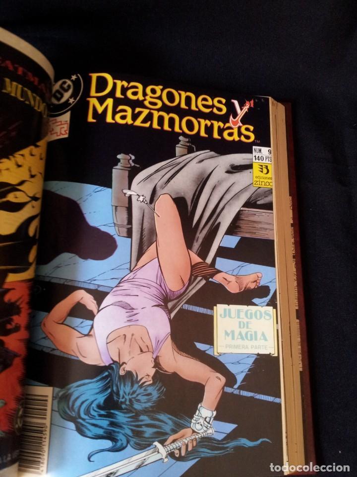 Cómics: DRAGONES Y MAZMORRAS - 12 NUMEROS, EDICIONES ZINCO AMERICANA + 4 NUMEROS CORMAC MAC ART - NORMA EDIT - Foto 19 - 133267786